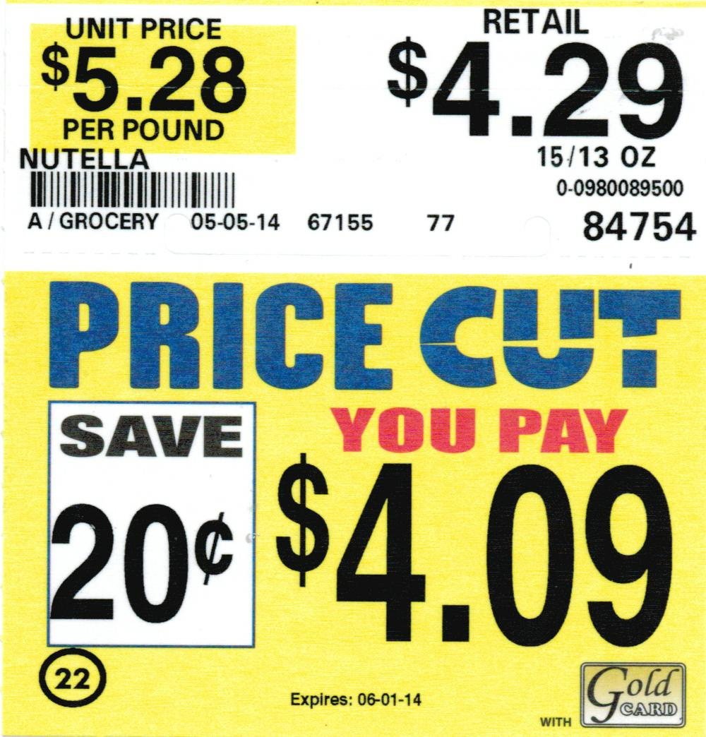 Shop our collection of retail price tags here at Firefly Store Solutions. Your source for retail store supplies and more.